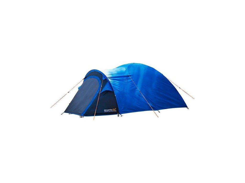 Kempingový stan pre 2 osoby REGATTA RCE163 Kivu 2 v2 Modrý