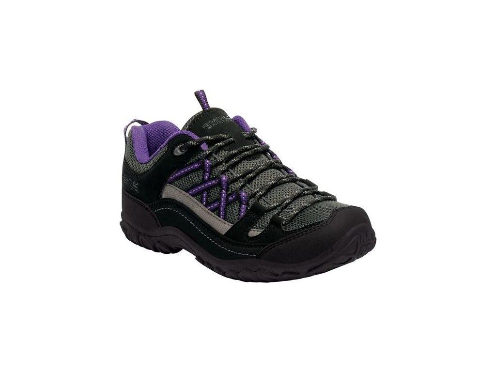 Dámska treková obuv RWF468 Edgepoint II