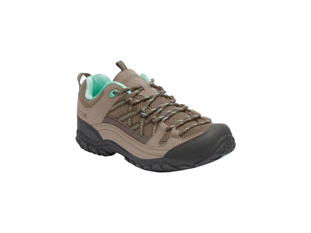 Dámska treková obuv RWF468 REGATTA  Edgepoint II Béžová