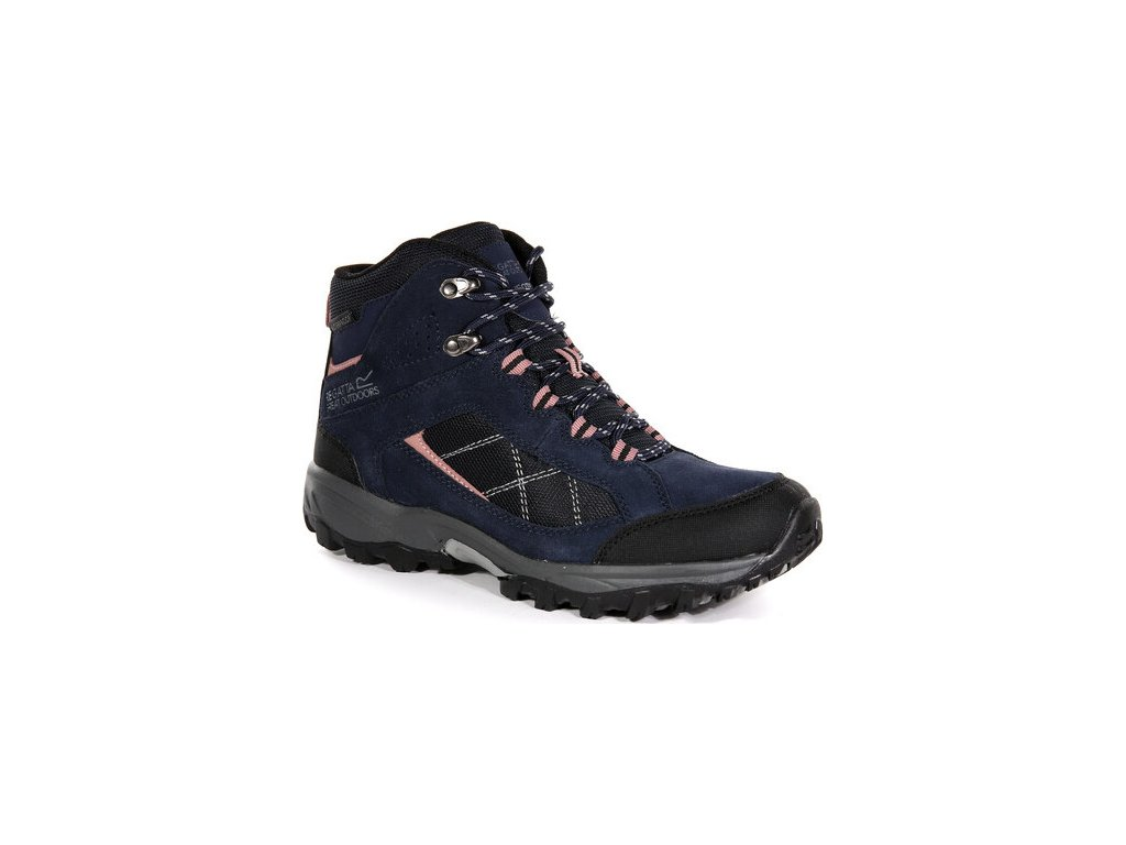 Dámska outdoorová obuv RWF485 REGATTA  Clydebank Modrá