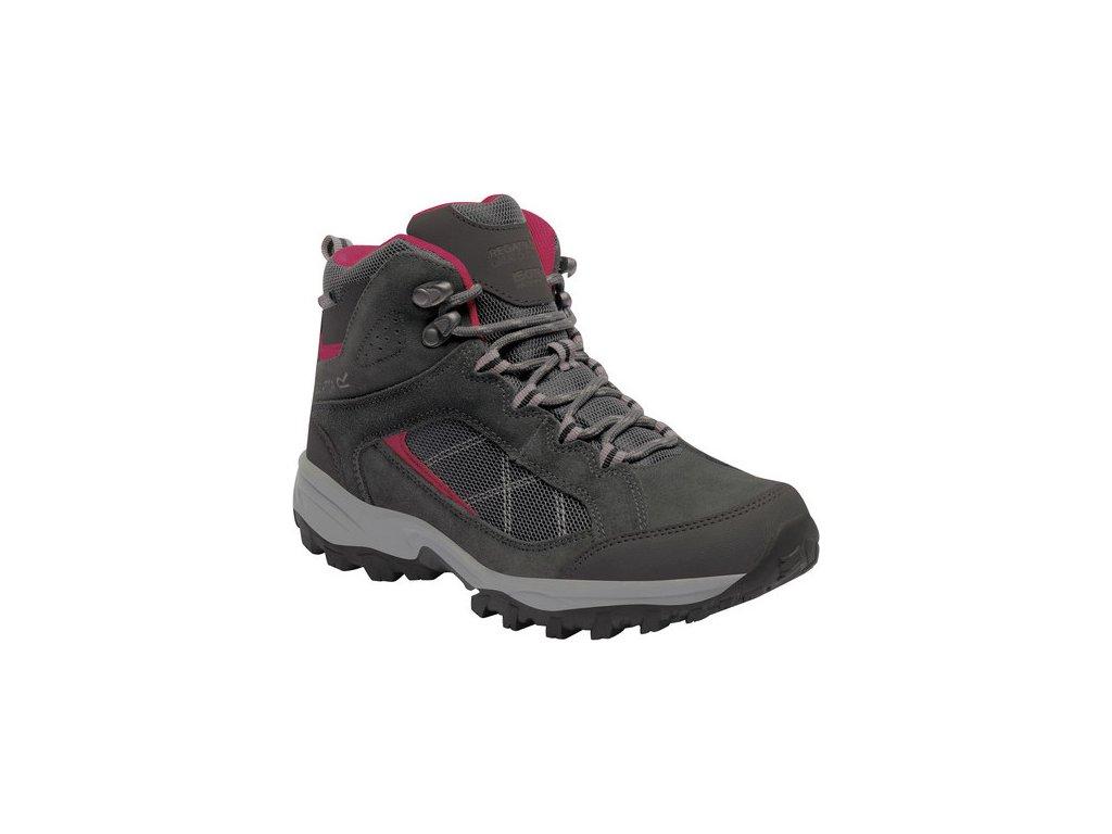 Dámska  outdoorová obuv RWF485 REGATTA Clydebank Sivá