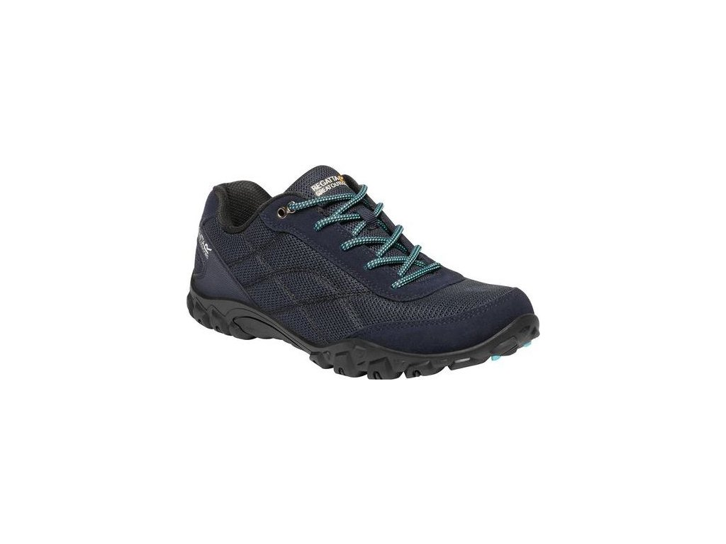 Dámska trekingová obuv RWF618 REGATTA Lady Stonegate II Modrá