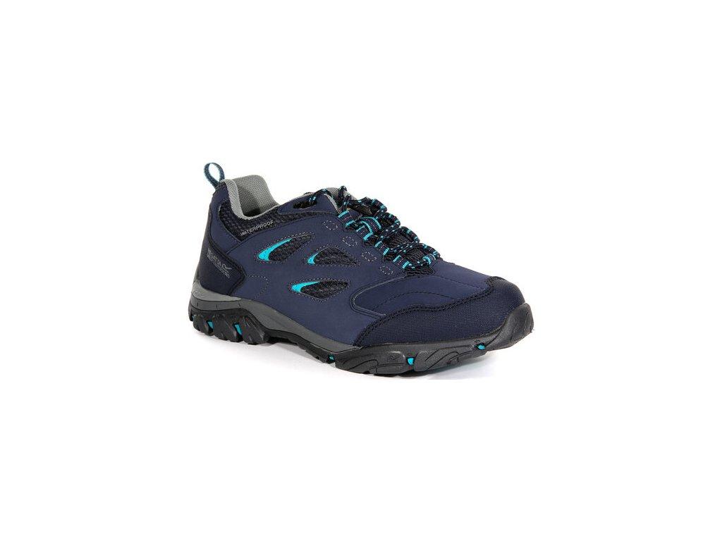 Dámska treková obuv RWF572 REGATTA Holcombe IEP Low Modrá