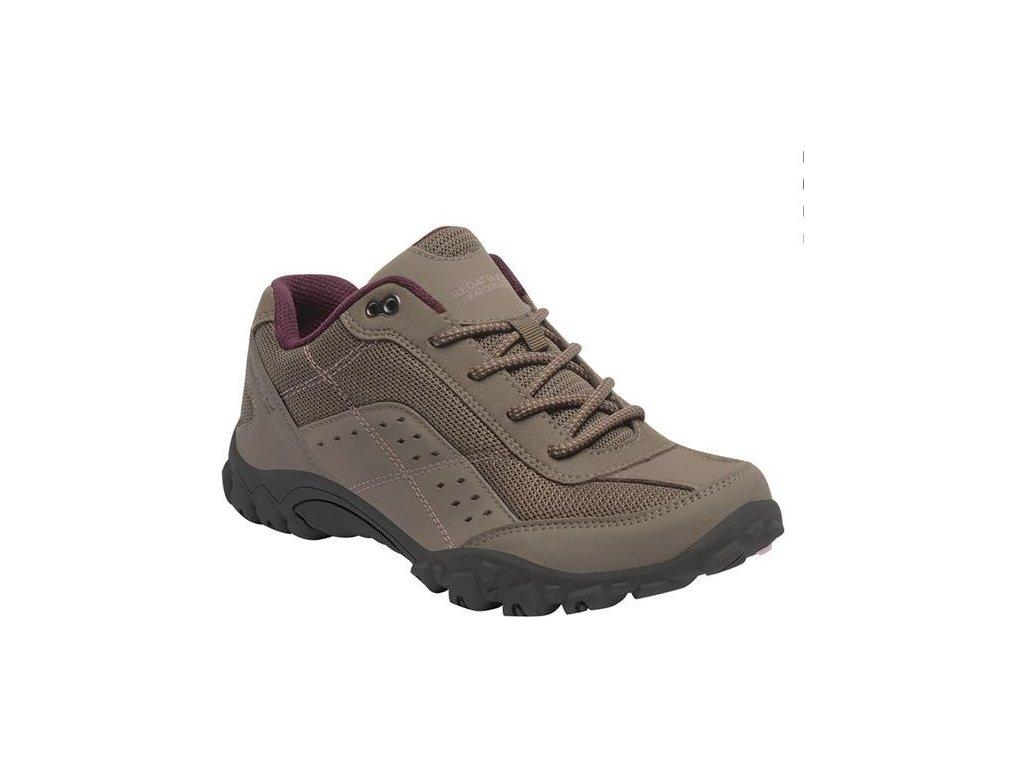 Dámska pohodlná obuv RWF520 Lady Stonegate Hnedá