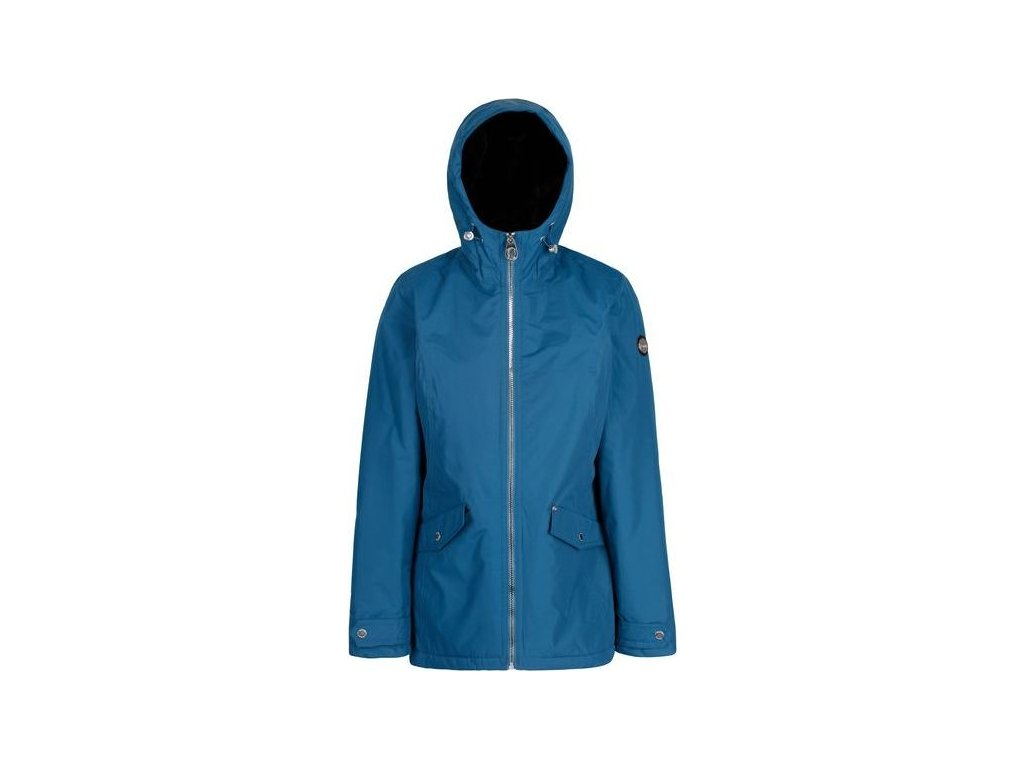 Dámska bunda REGATTA RWP266 Bergonia Modrá