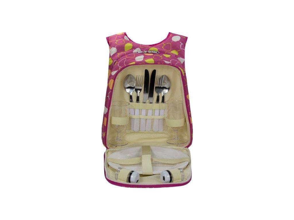 Piknikový batoh RCE090 REGATTA Freska2  Ružový