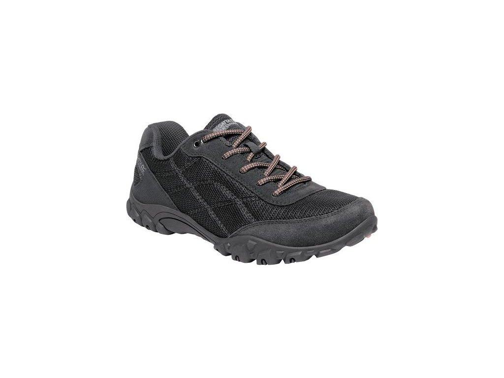 Dámska trekingová obuv REGATTA RWF618 Lady Stonegate II Sivá