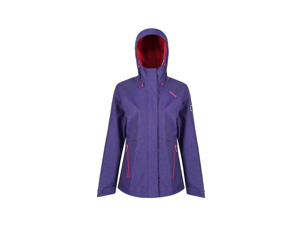 Dámska outdoorová bunda REGATTA RWW299 Semita III Fialová
