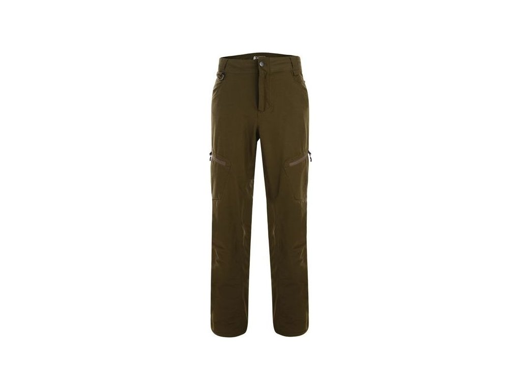 Pánske športové nohavice Dare2B DMJ334L TUNID IN TROUSER Khaki
