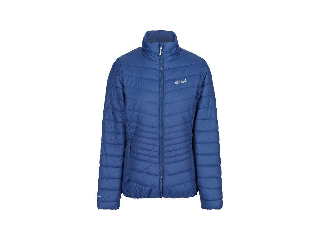 Dámska bunda Regatta RWN151 FREEZEWAY Modrá