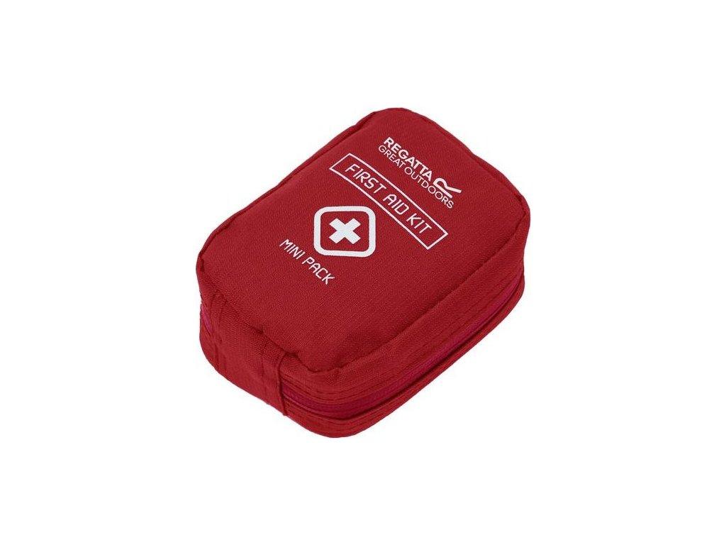 Cestovná lekárnička Regatta RCE265 First Aid Kit Červená