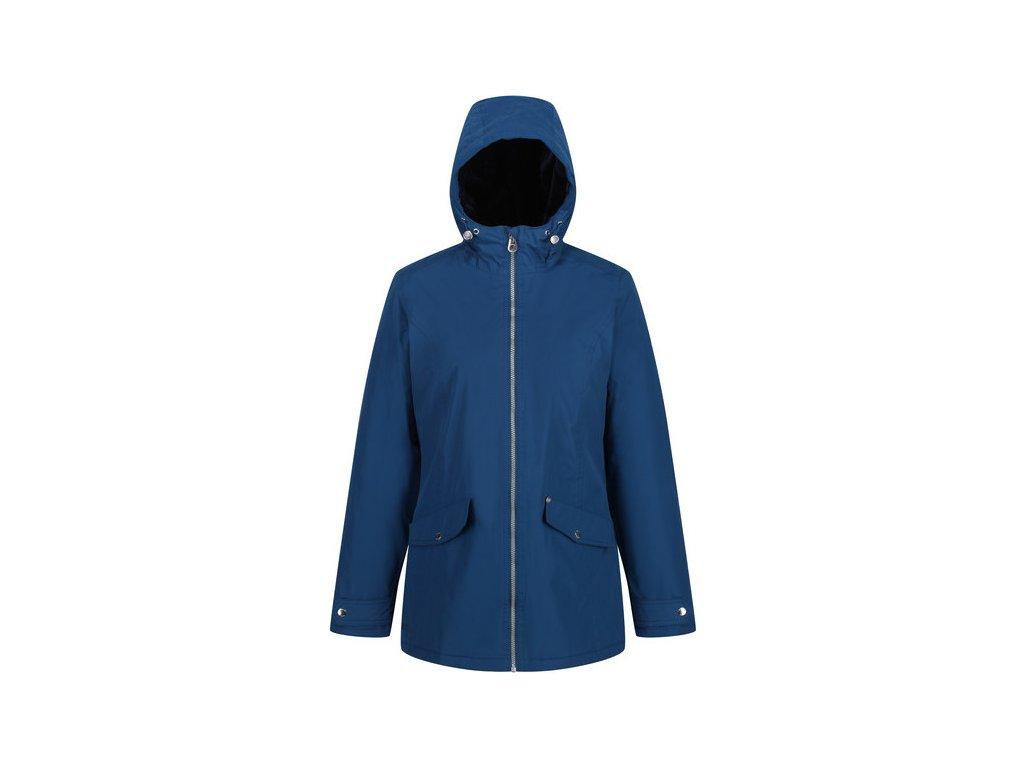 Dámska zimná bunda Regatta RWP266 Bergonia Modrá 19