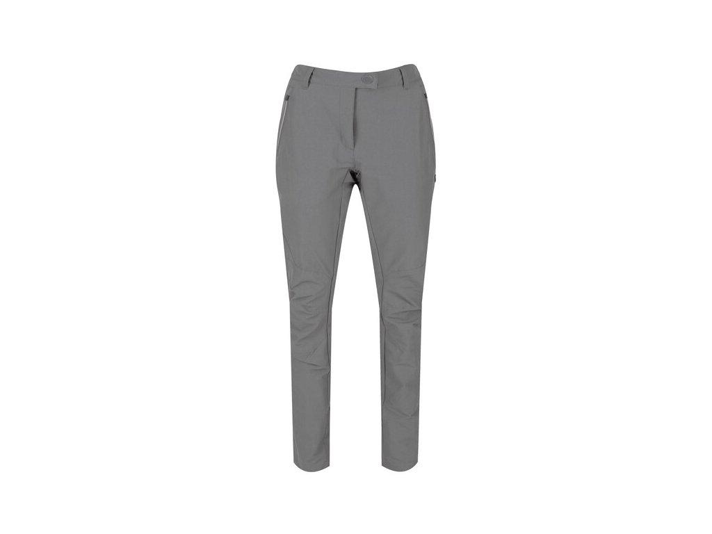 Dámske outdoorové nohavice RWJ217R REGATTA Highton Tmavo sivé