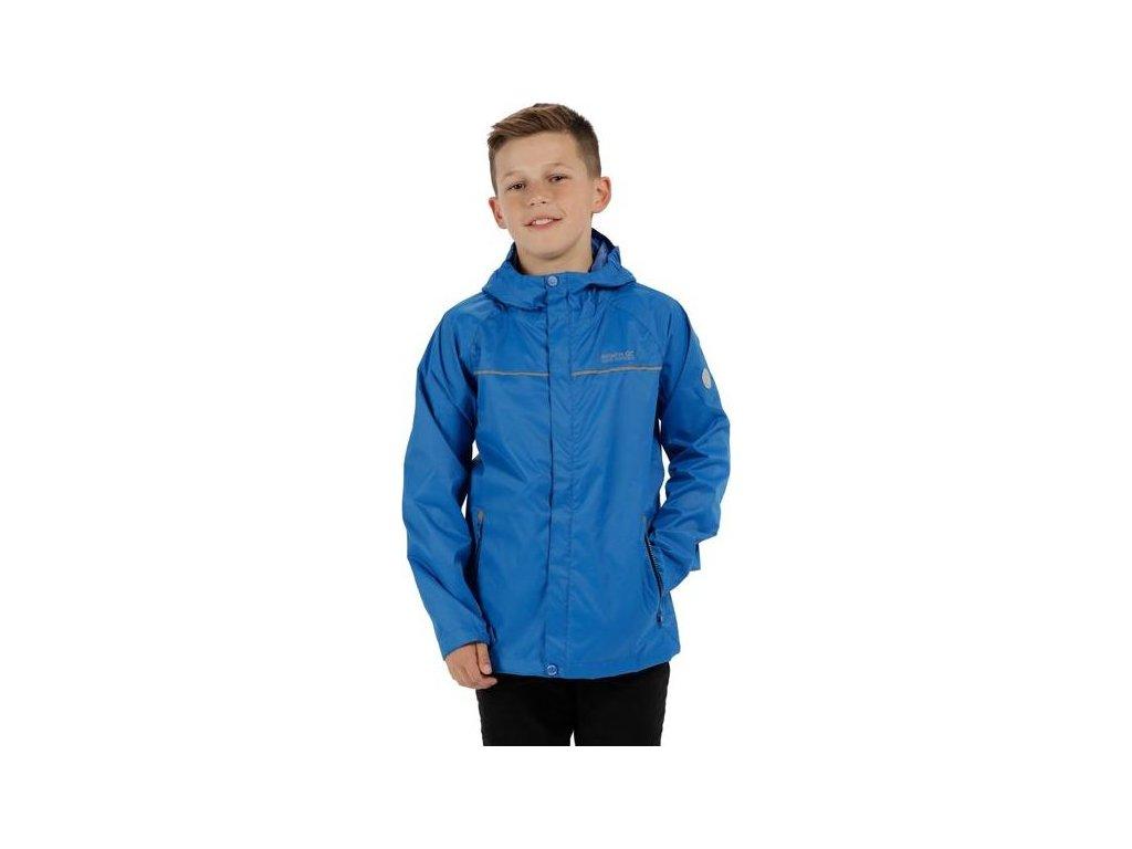 Detská ľahká bunda REGATTA RKW214 Disguize II Modrá