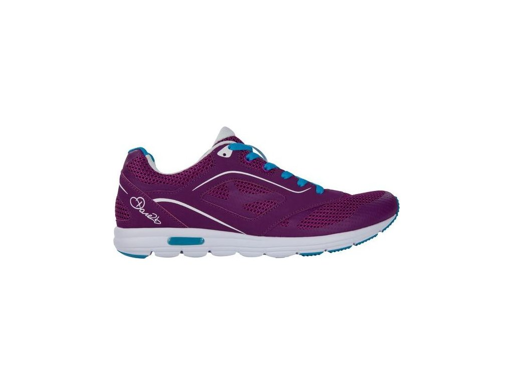 Športové topánky Dare2B DWF307 Lady Powerset Fialové