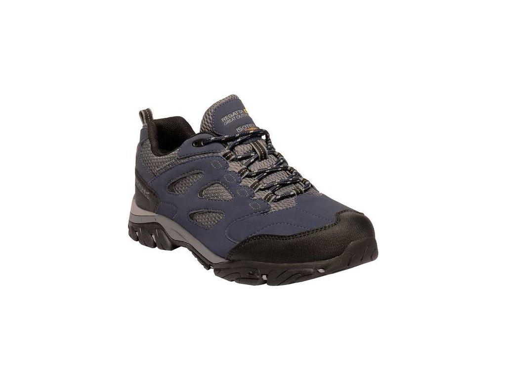Pánska outdooorová obuv Regatta RMF572  Holcombe Modrá