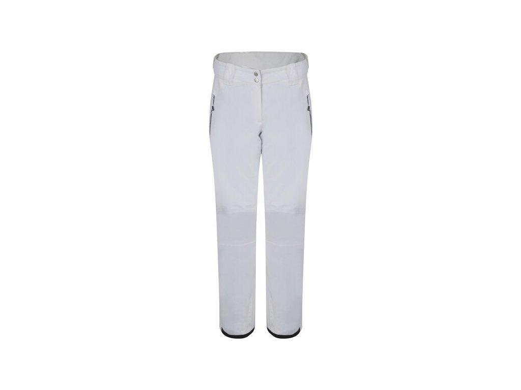 Dámske lyžiarske nohavice DARE2B DWW460 Effused Biele