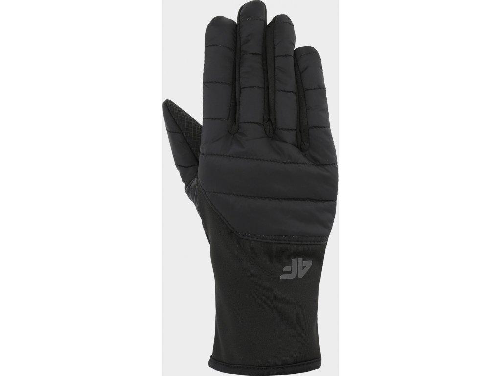 Unisex rukavice 4F REU201 Černé