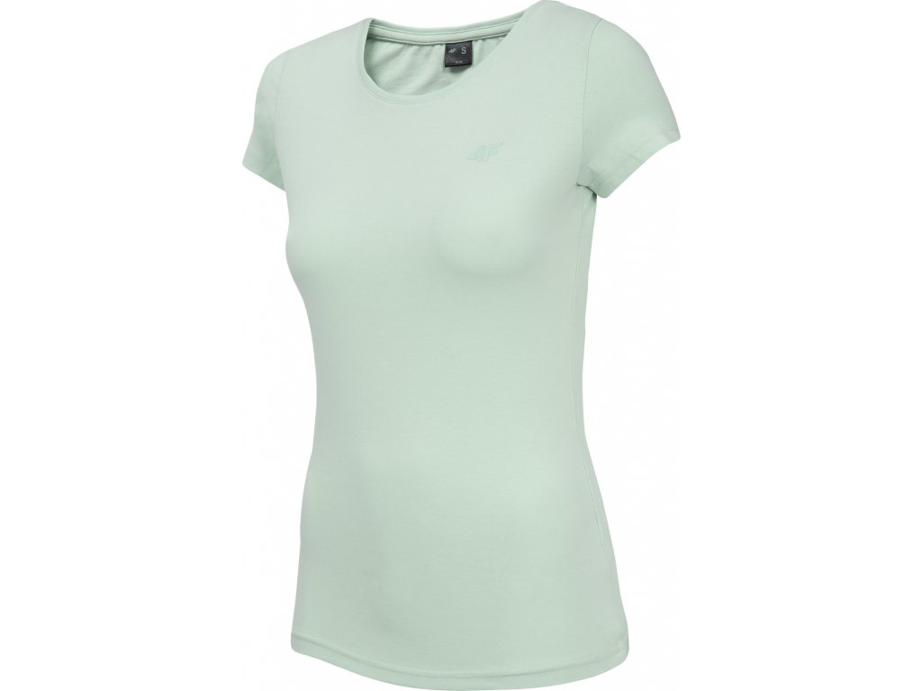 Dámske tričko 4F TSD300 Sivá / modrá