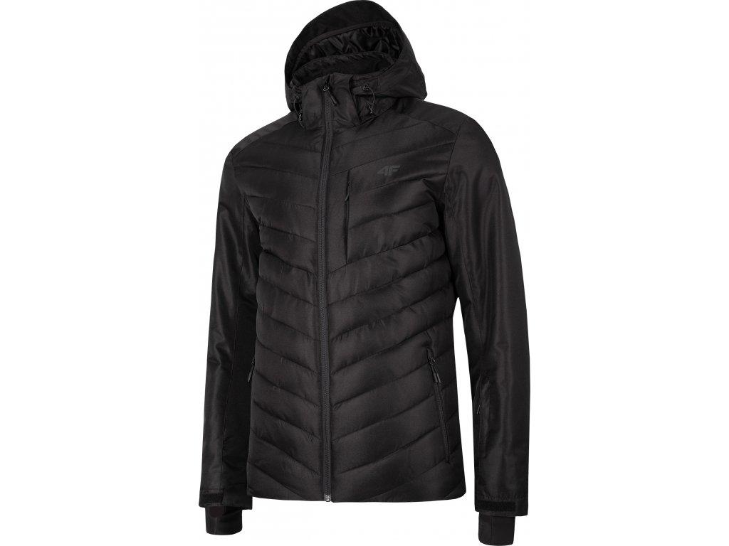 Pánská lyžařská bunda 4F KUMN004 Černá