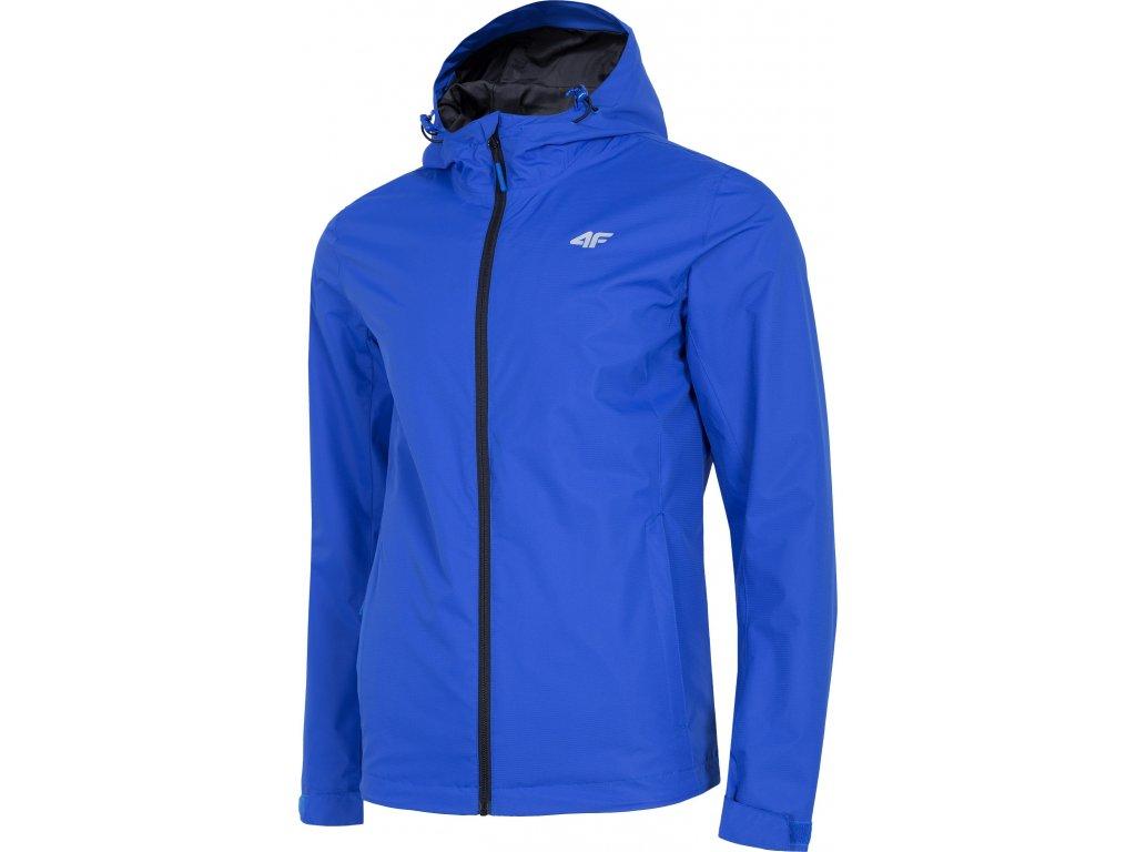 Pánská outdoorová bunda 4F KUMT001 Modrá