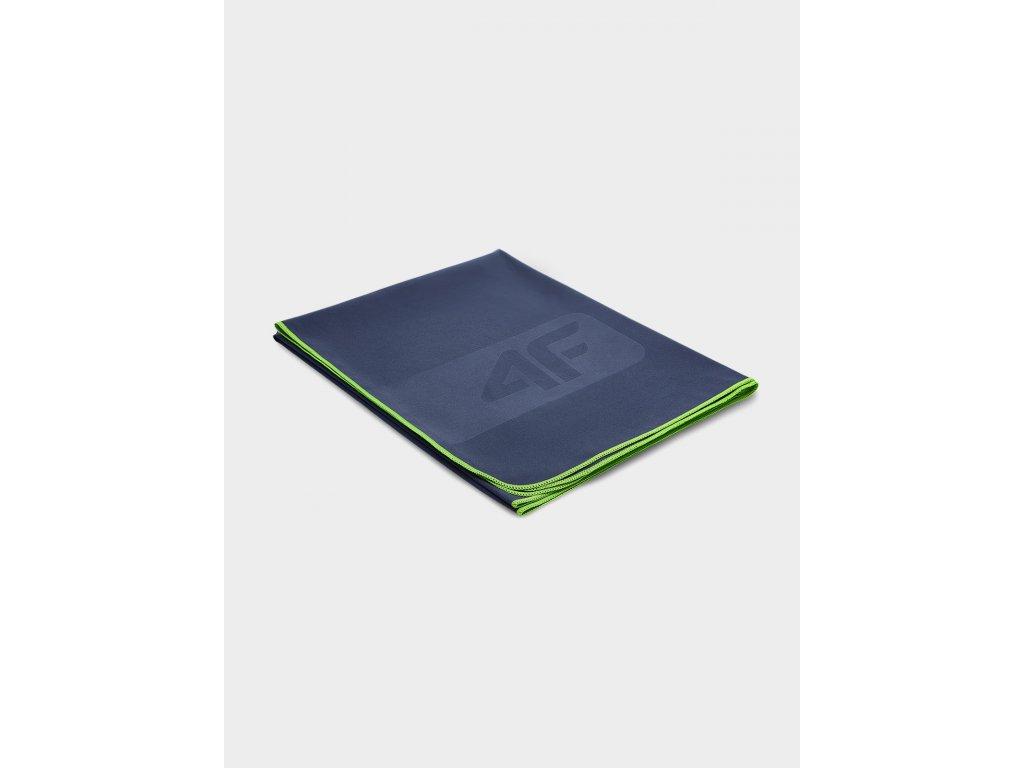 Sportovní ručník 4F RECU200B Tmavě modrý