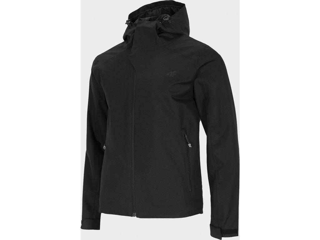Pánská outdoorová bunda 4F KUM300 Černá 20
