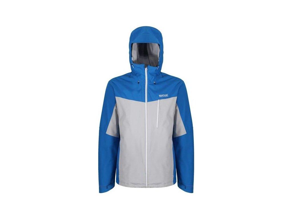 Pánská outdoorová bunda Regatta Birchdale Světle  modrá