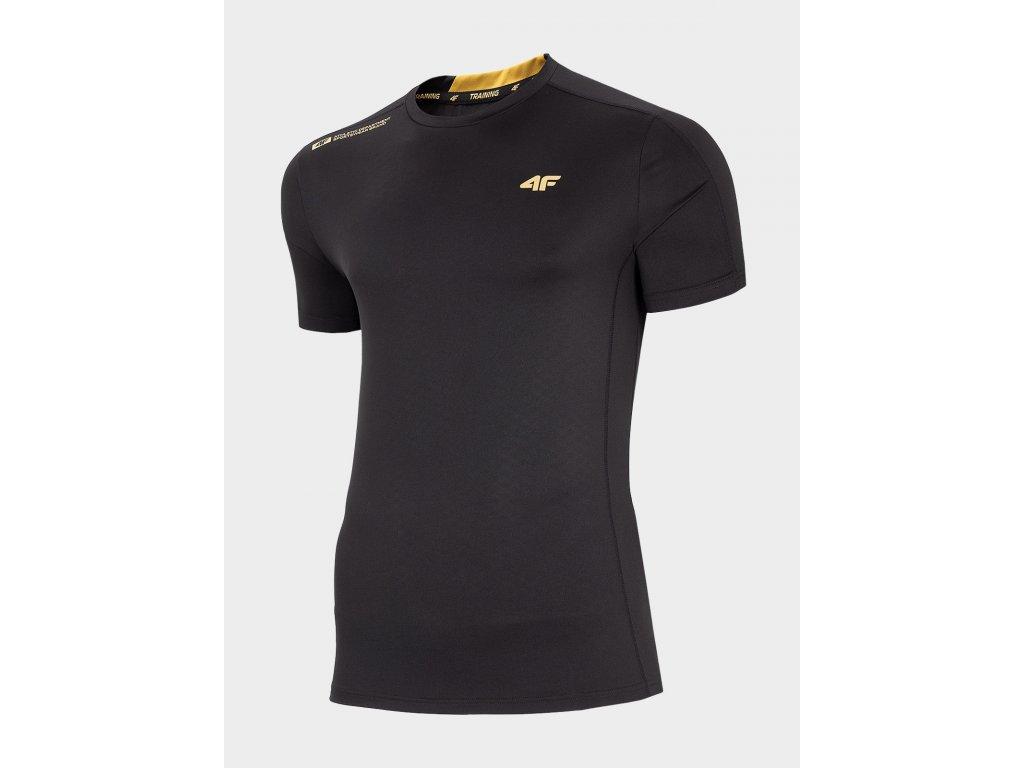 Pánské funkční tričko 4F TSMF207R Černé