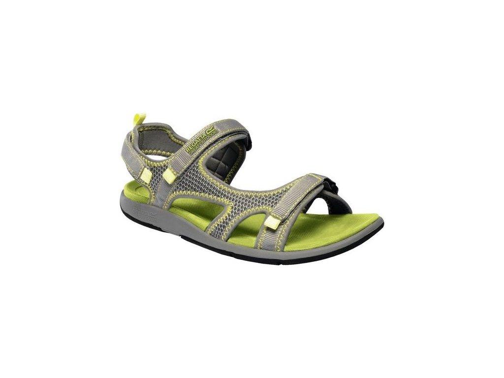 Dámské sandály REGATTA RWF547 Šedé
