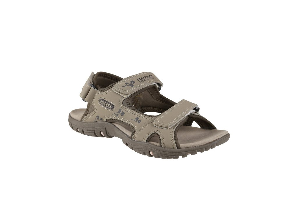 Dámské lehké sandály REGATTA RWF331 Lady Haris Šedá