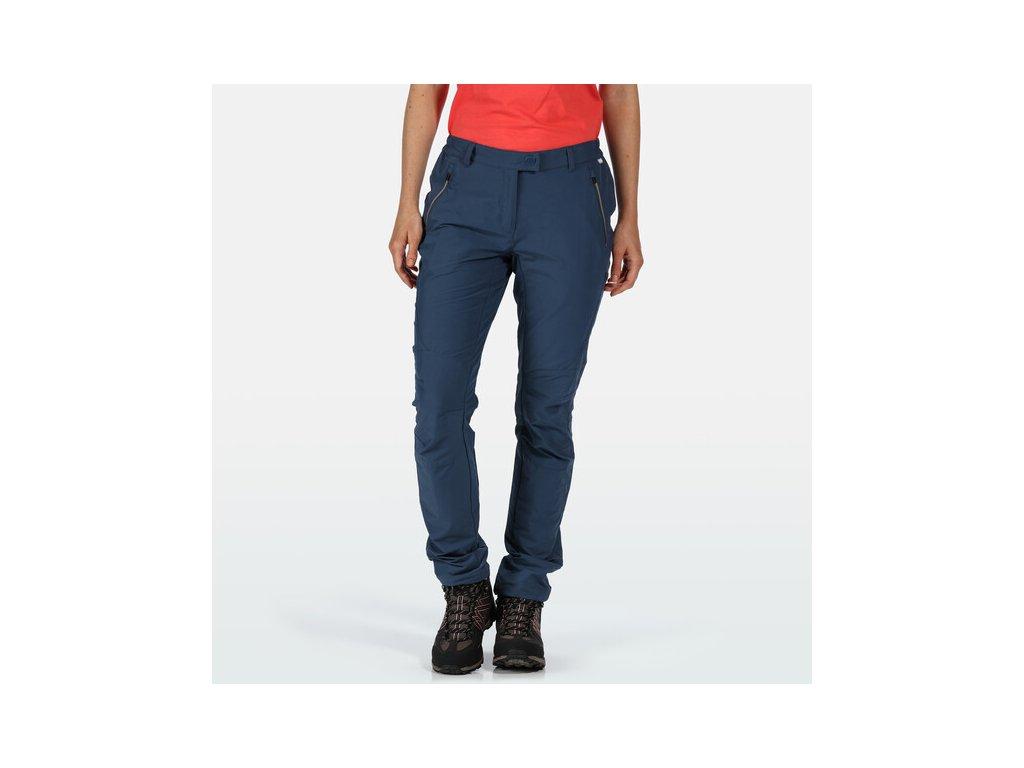 Dámské outdoorové kalhoty REGATTA RWJ217R Highton Trs Modré