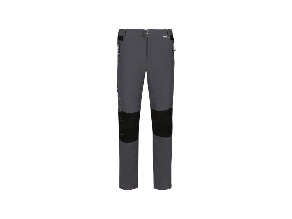 Pánské otdoorové kalhoty RMJ241R REGATTA Sungari Trs II Šedé
