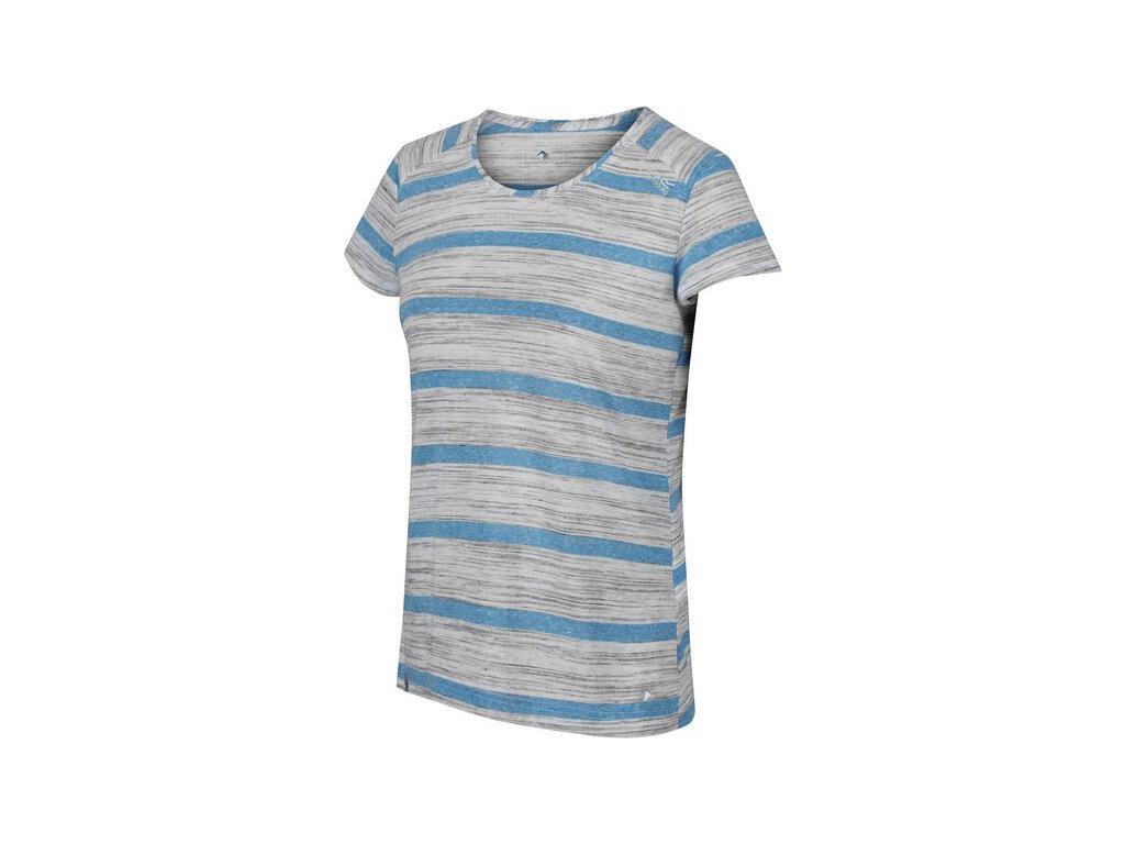 Dámské tričko RWT203 REGATTA Limonite IV Modré