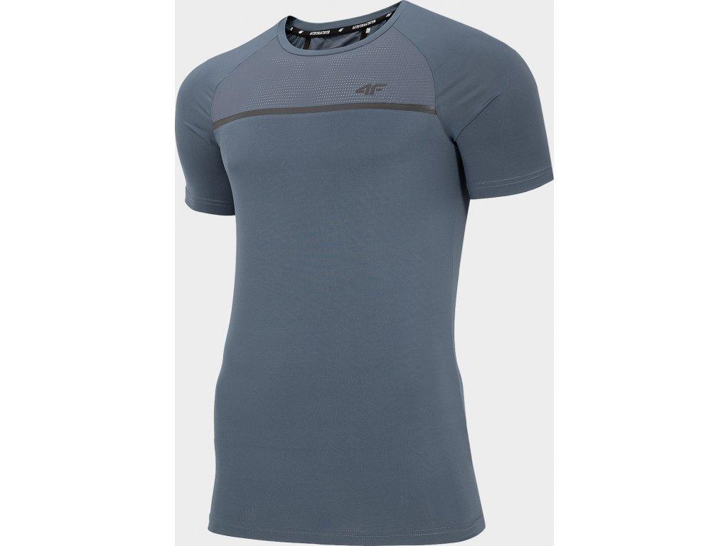 Pánské funkční tričko 4F TSMF101 Šedé