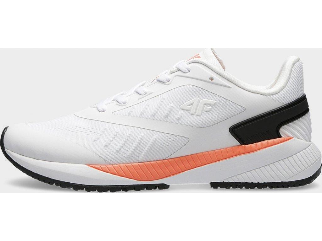 Dámská sportovní obuv 4F OBDS301 Bílá