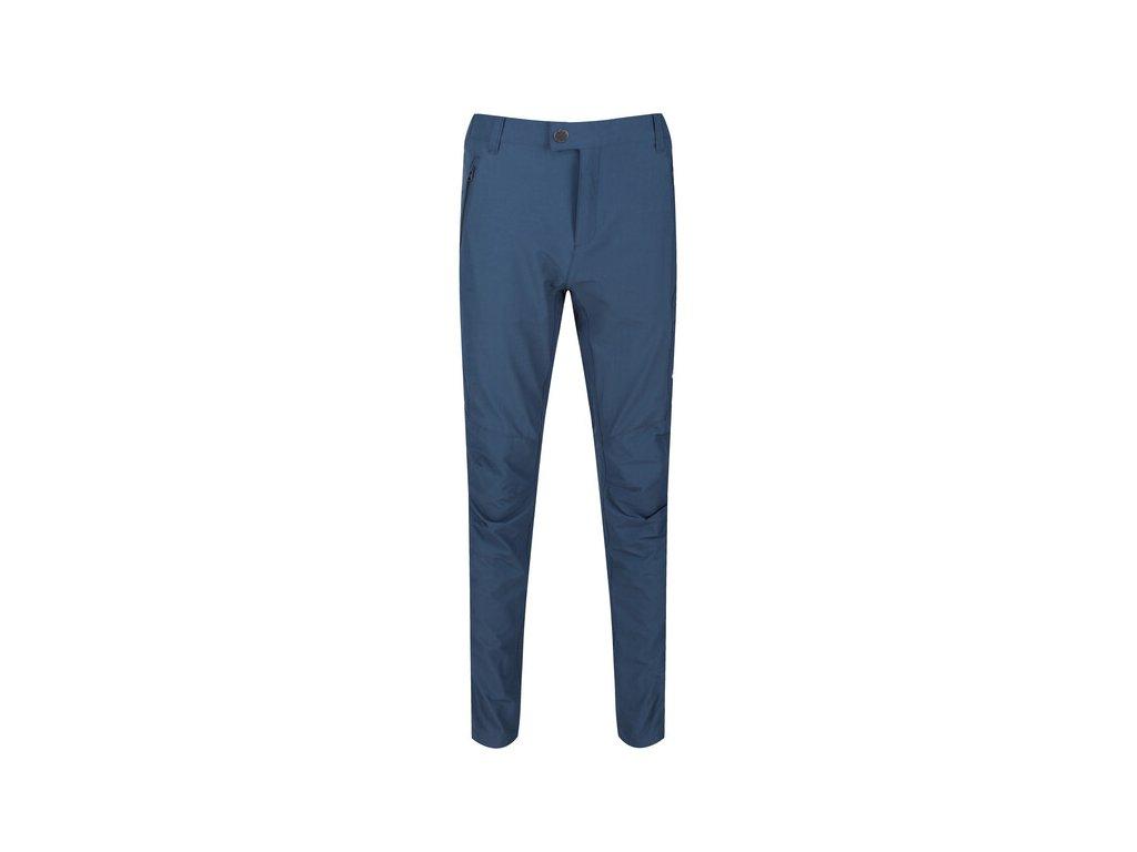 Pánské kalhoty REGATTA RMJ216R Highton Trs Modré 01