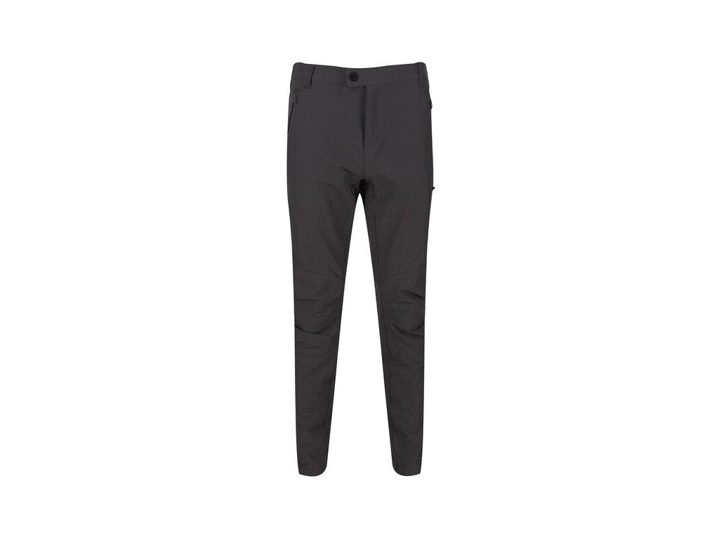 Pánské kalhoty REGATTA RMJ216R Highton Trs Tmavě šedé