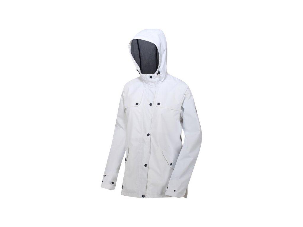 Nepremokavá bunda REGATTA RWW336 Bertille Biela