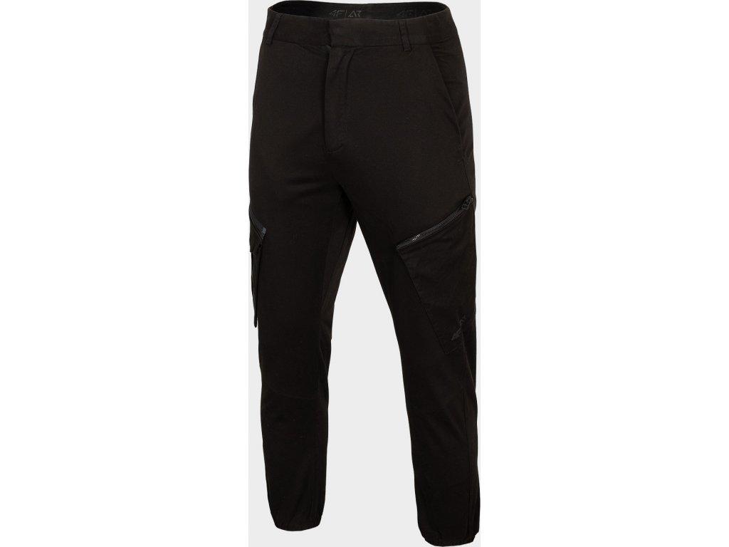 Pánské kalhoty 4F SPMC210 Černé