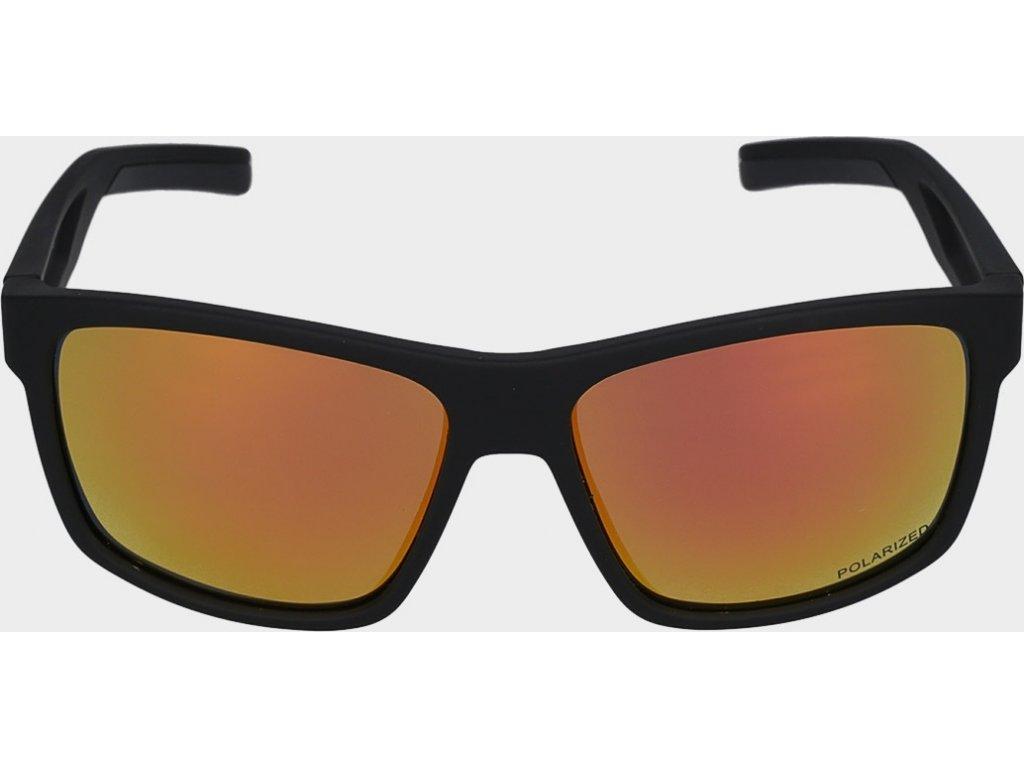 Sluneční brýle 4F OKU101 Černé_oranžové