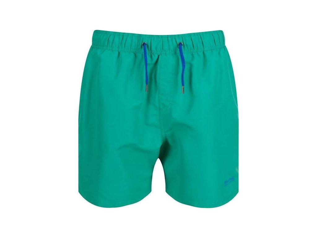 Męski kostium kąpielowy REGATTA RMM011 Zielona