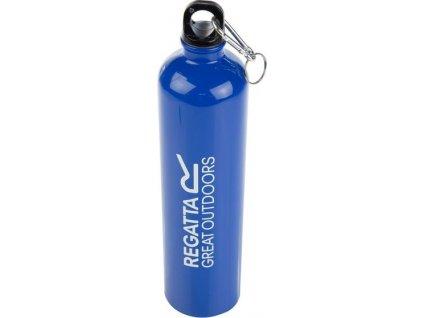 Fľaša na pitie Regatta RCE180 STEEL Bottle 1L Modrá