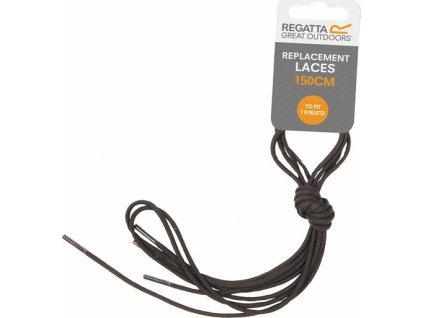 Šnúrky Regatta RFL002 X-ert Laces Čierna