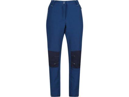 Dámske outdoorové nohavice Regatta RWJ215R Questra II Modré