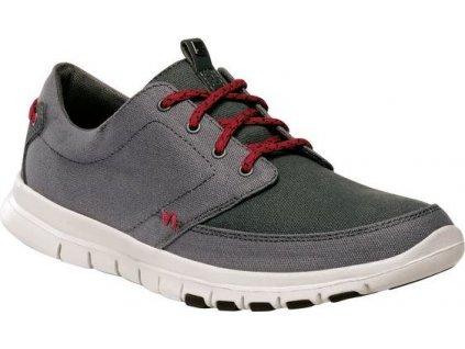 Pánska športová obuv REGATTA  RMF482  Marine Sivá