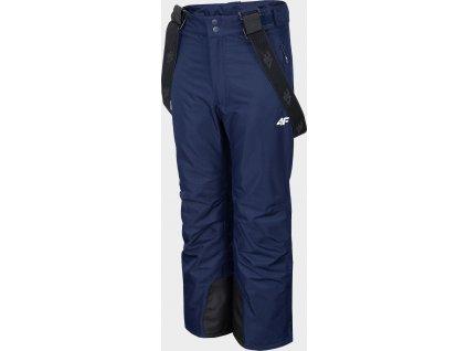 Dětské lyžařské kalhoty 4F JSPDN400 Modré