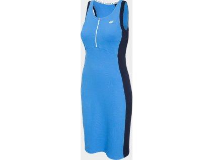 Dámské sportovní šaty 4F SUDD201 Modré
