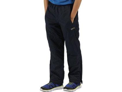 Dětské zateplené kalhoty Regatta RKP062 PAD CHANDLER Černé