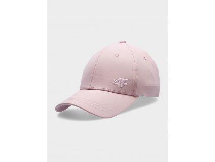 Dámska šiltovka 4F CAD204 Ružová